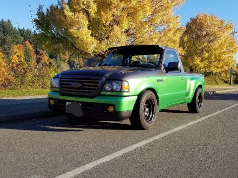 new parts 1993 Ford Ranger XLT custom for sale