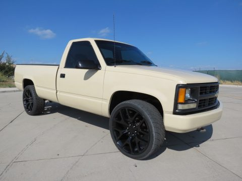 recently redone 1995 Chevrolet C/K Pickup 1500 custom for sale