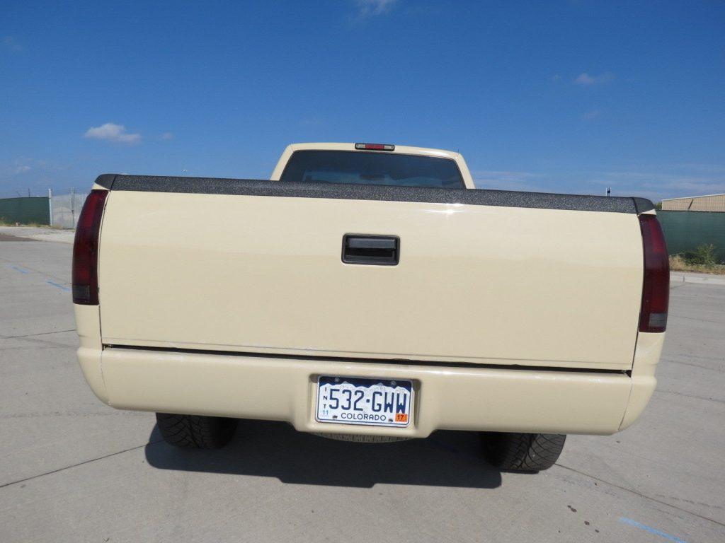recently redone 1995 Chevrolet C/K Pickup 1500 custom