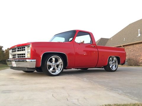 restomod 1985 Chevrolet C 10 Custom Deluxe for sale