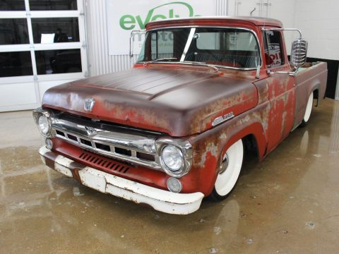 air ride 1957 Ford F 350 Custom truck for sale