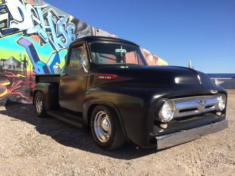 beautiful 1953 Ford F 100 F 100 custom truck for sale