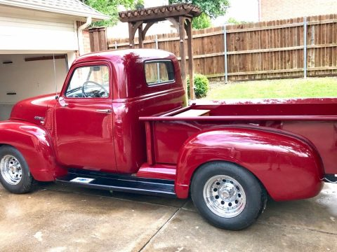 frame off restored 1950 Chevrolet Pickups custom for sale