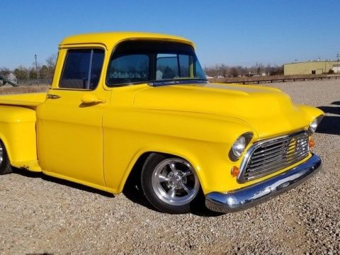 GORGEOUS 1957 Chevrolet C/K Pickup 1500 custom truck for sale