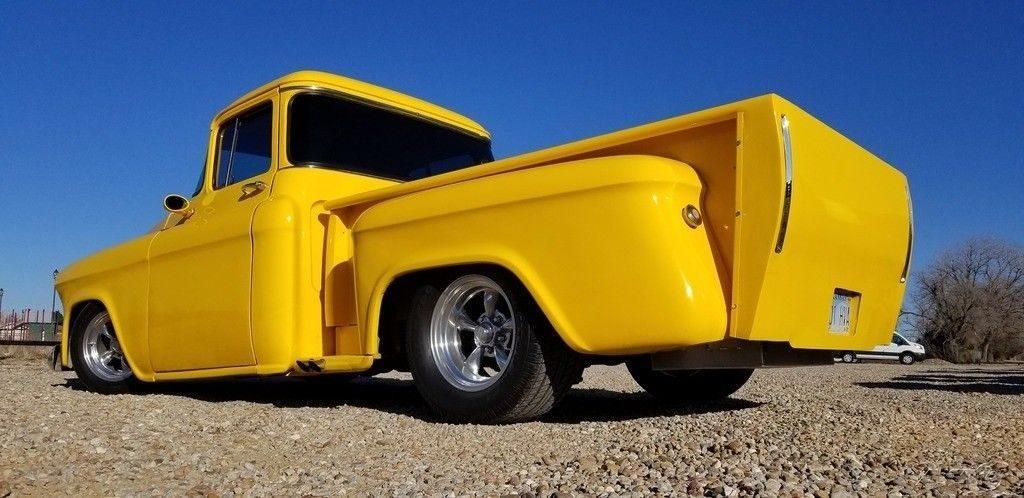 GORGEOUS 1957 Chevrolet C/K Pickup 1500 custom truck