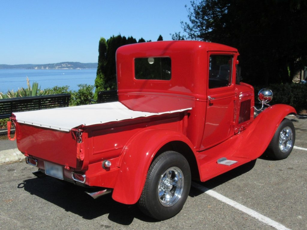 great condition 1930 Ford Model A custom truck