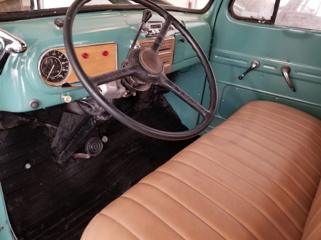 old school cruiser 1949 Ford F 100 F1 Classic custom for sale
