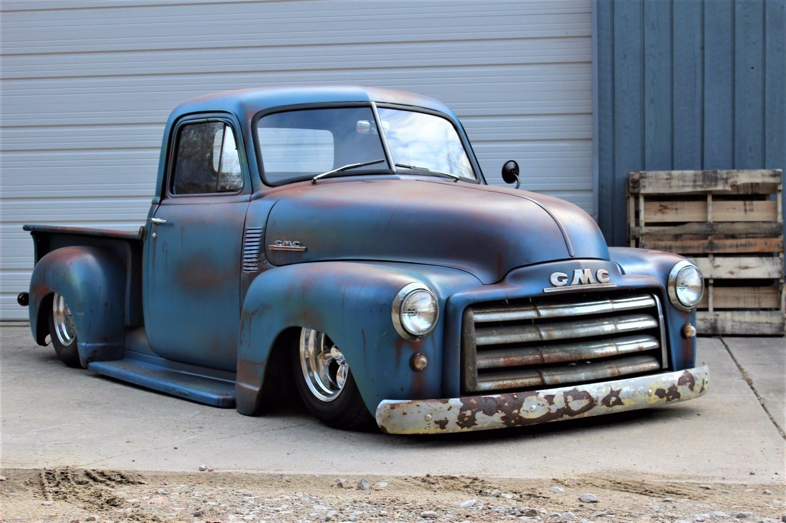 original survivor 1951 Chevrolet Pickups custom for sale
