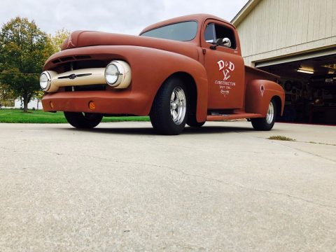 rat rod 1952 Ford F 100 custom for sale