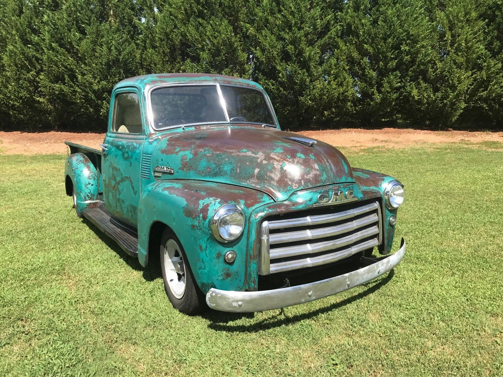 s10 frame 1949 gmc custom pickup for sale. Black Bedroom Furniture Sets. Home Design Ideas