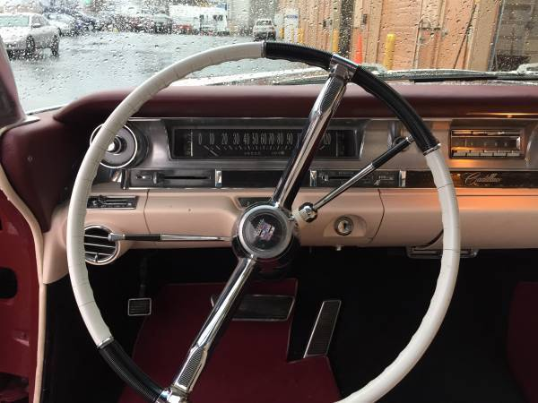 all original 1962 Cadillac Eldorado custom pickup
