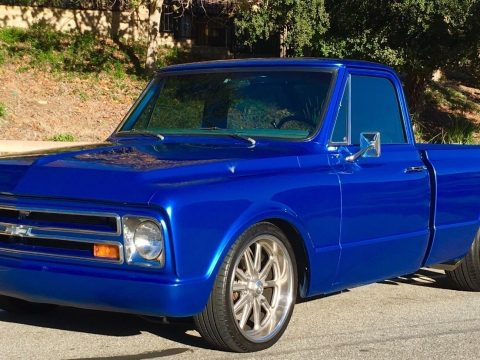 head turner 1968 Chevrolet C 10 Shortbed Truck custom for sale