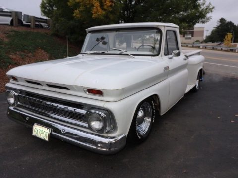 modified 1965 Chevrolet C 10 Longbed stepside custom truck for sale
