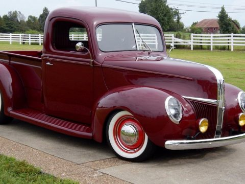 sharp 1940 Ford TRUCK custom for sale