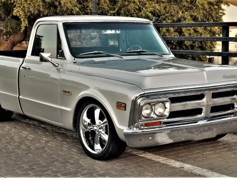 stunning 1972 Chevrolet C 10 custom pickup for sale