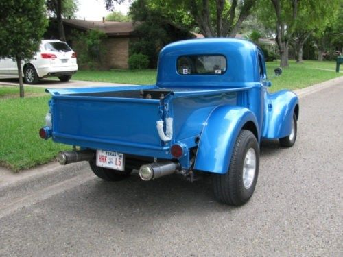 low miles 1940 Willys 440 custom truck