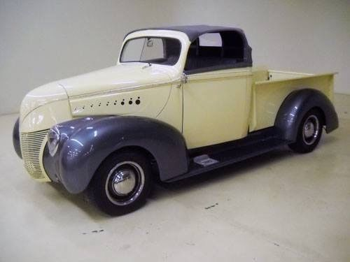 modified 1938 Ford Pickups custom