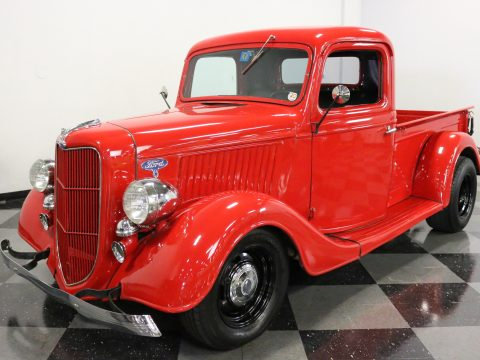newer engine 1936 Ford 1/2 Ton Pickup custom for sale