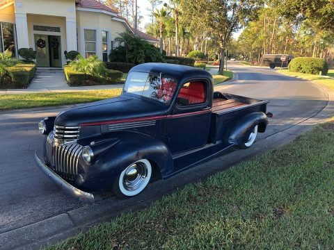 newer frame 1946 Chevrolet Pickups custom for sale