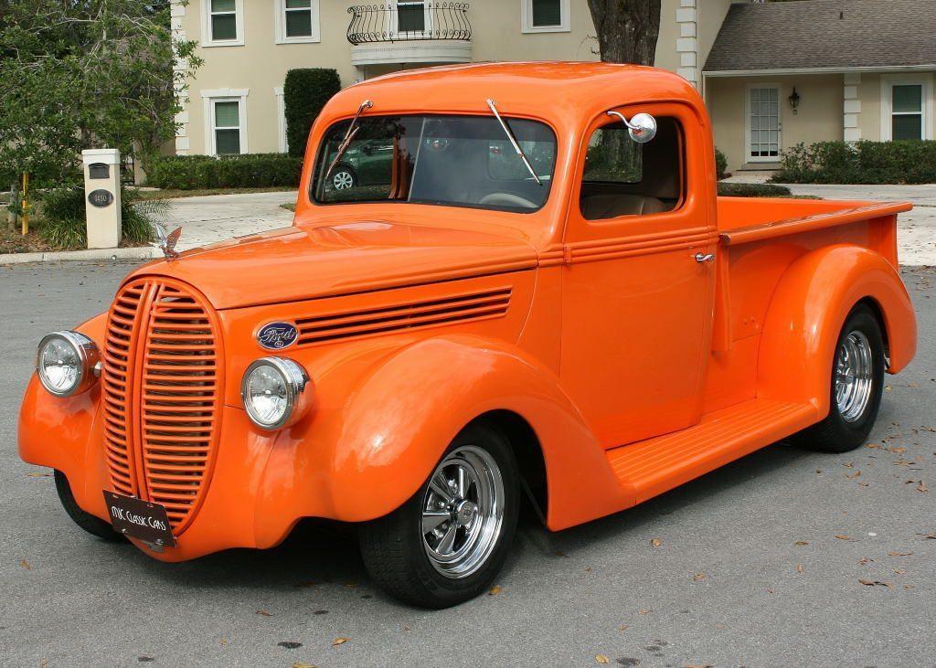 Restomod 1938 Ford Pickups custom