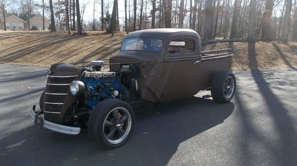 super cool built 1940 Ford Pickups rat rod, hot rod custom for sale