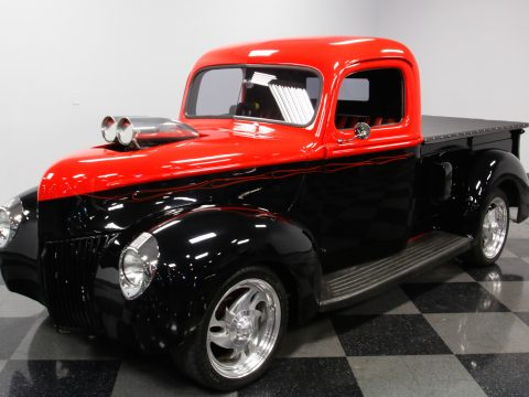 supercharged 1940 Ford Pickups custom for sale