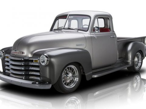 badass 1952 Chevrolet Pickup custom for sale