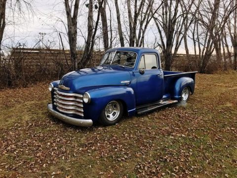 barn find 1951 Chevrolet 3100 custom for sale