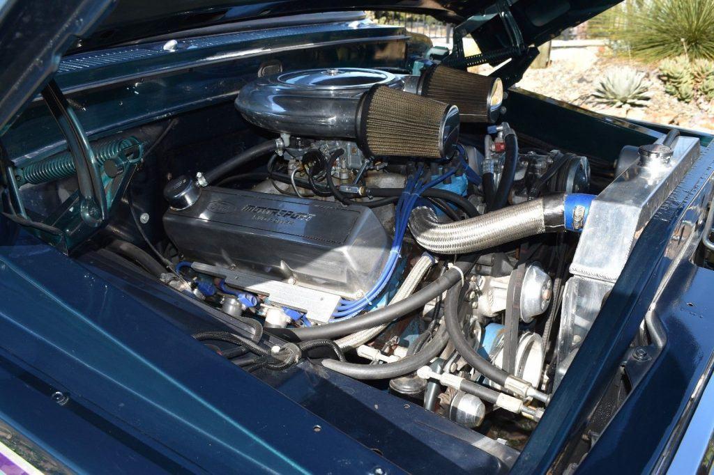 big block 1967 Ford F 250 custom truck
