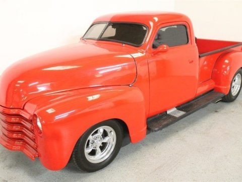 completely redone 1951 Chevrolet Pickups 3100 custom for sale