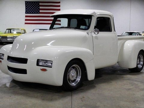 completely restored 1949 GMC Pickup custom truck for sale