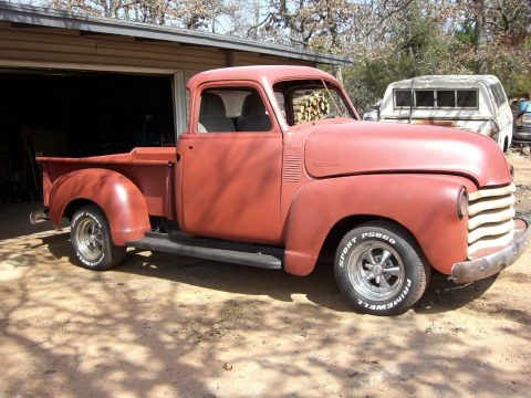 Corvette engine 1949 Chevrolet Pickups custom for sale