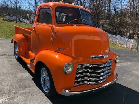 disc brakes 1950 Chevrolet COE pickup custom for sale