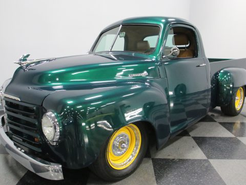 fuel injected 1949 Studebaker Pickup custom for sale