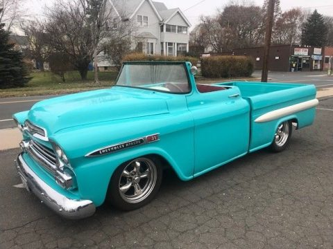fully restored 1959 Chevrolet Pickups Roadster custom for sale