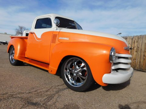 minor imperfections 1950 Chevrolet Pickups custom for sale