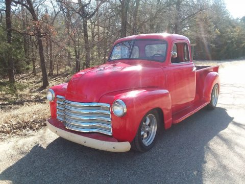newer frame 1949 Chevrolet Pickups custom for sale