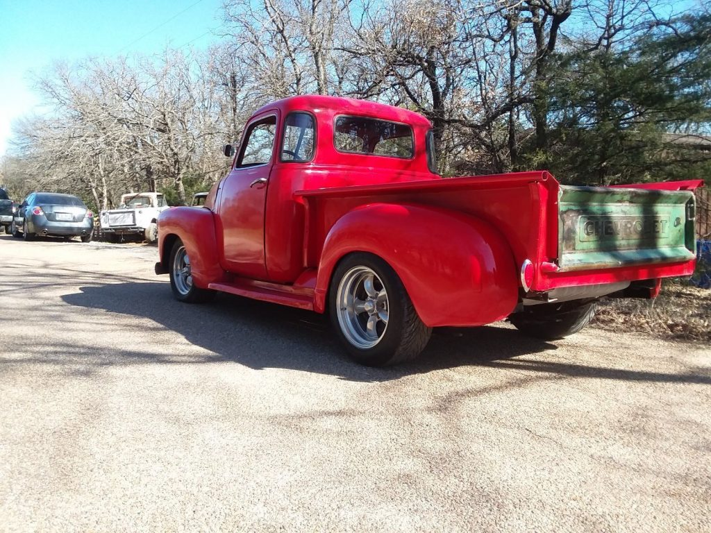 newer frame 1949 Chevrolet Pickups custom