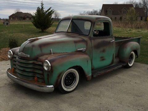 rat rod 1950 Chevrolet Pickup custom for sale