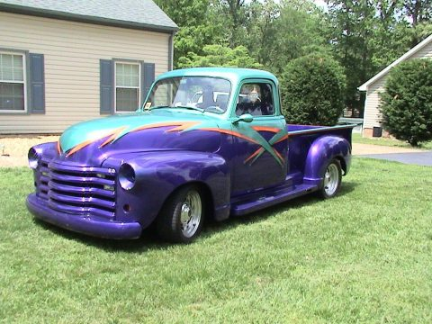 superior 1949 Chevrolet Pickups Street Rod for sale