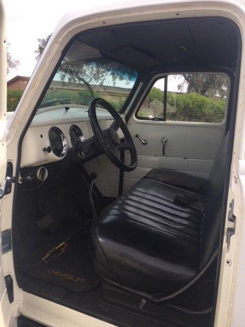 77 Suburban frame 1954 Chevrolet Pickup 3800 custom