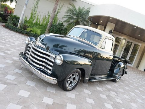 completely restored 1953 Chevrolet Pickup 3100 5 Window custom for sale