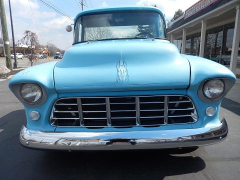 crate engine 1956 GMC 3100 custom truck for sale