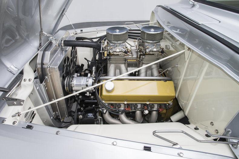 ground-up restored 1955 Ford F 100 Panel Truck custom