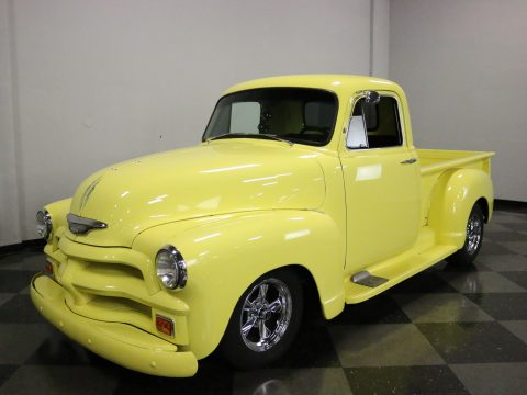 low miles 1954 Chevrolet 3100 custom truck for sale