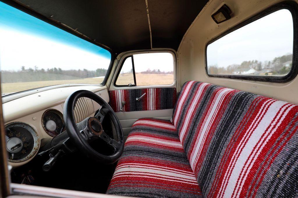 lowered 1954 Chevrolet Pickups 3100 custom truck