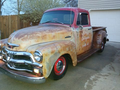 modified 1954 Chevrolet Pickup 3100 custom for sale