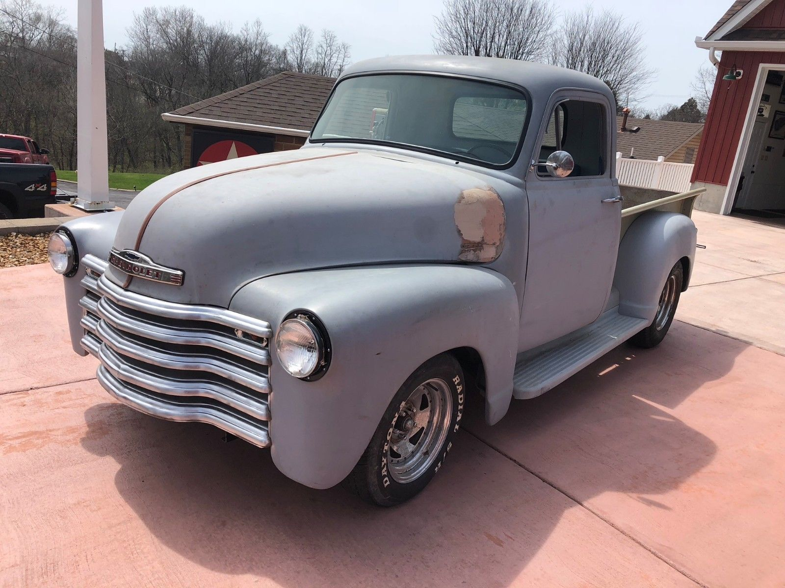 Trucks For Sale: Project 1955 Chevrolet Pickups Street Rod Pro Touring Shop