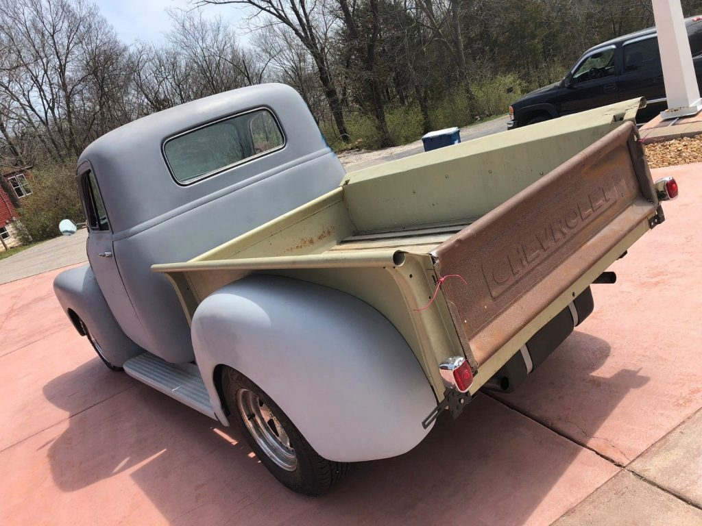 project 1955 Chevrolet Pickups Street Rod Pro Touring Shop Truck custom