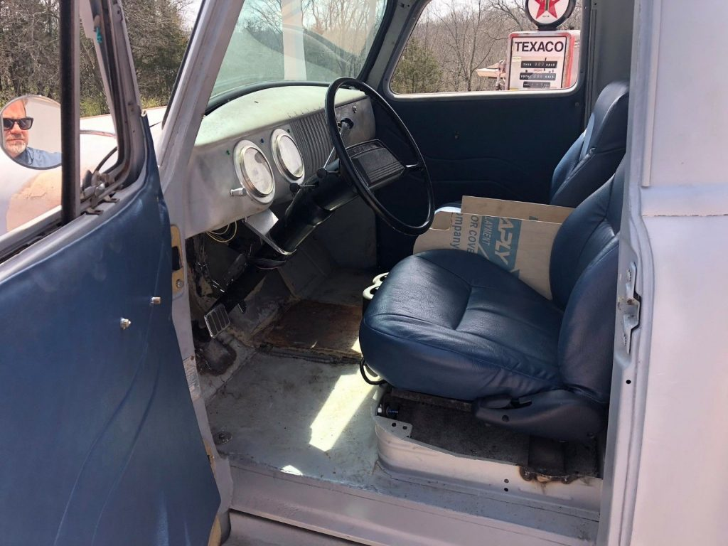 project 1955 Chevrolet Pickups Street Rod Pro Touring Shop Truck custom